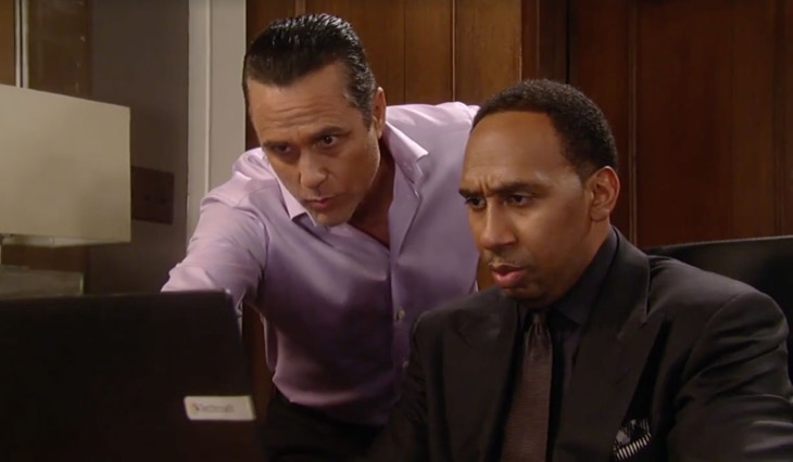 General Hospital Comings and Goings: Stephen A Smith Returns to GH - Brick Back in Port Charles