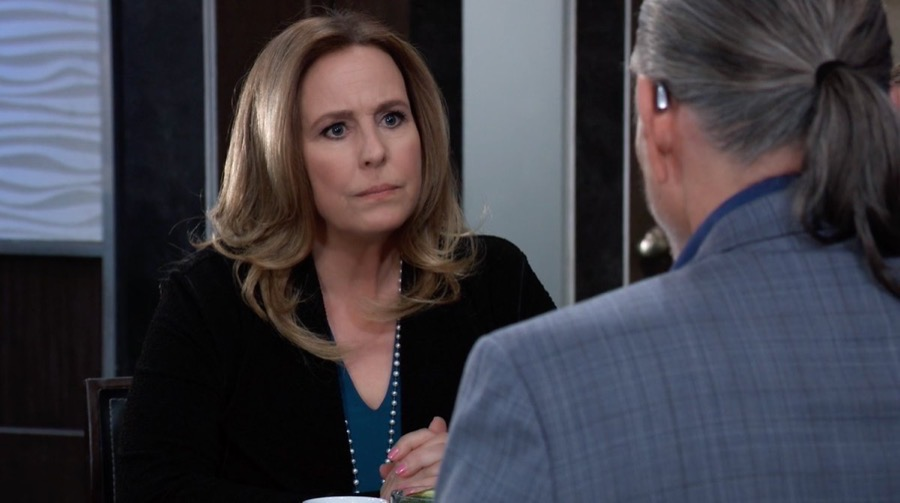 General Hospital Spoilers and Rumors: Genie Francis Bids New England Goodbye, Laura Returning To PC To Take Cyrus Down?