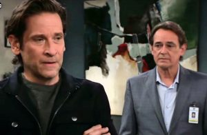 General Hospital Spoilers: Franco's Tumor Is Back, Will He Leave Liz To Protect His Family?