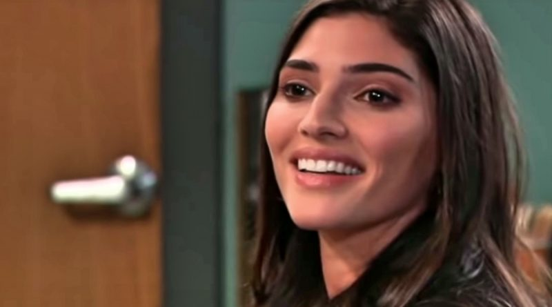 General Hospital Spoilers: Brook Lynn Returns To Comfort Dante, A New GH Romance?