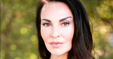 General Hospital Comings and Goings: Inga Cadranel Addresses Her Exit - Harmony Leaving PC