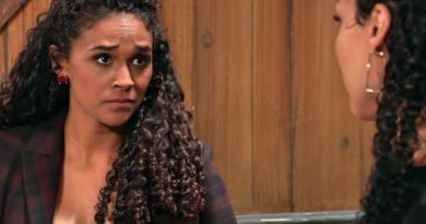 General Hospital Spoilers: Jordan Asks Portia To Get Intel About Cyrus' GH Activities