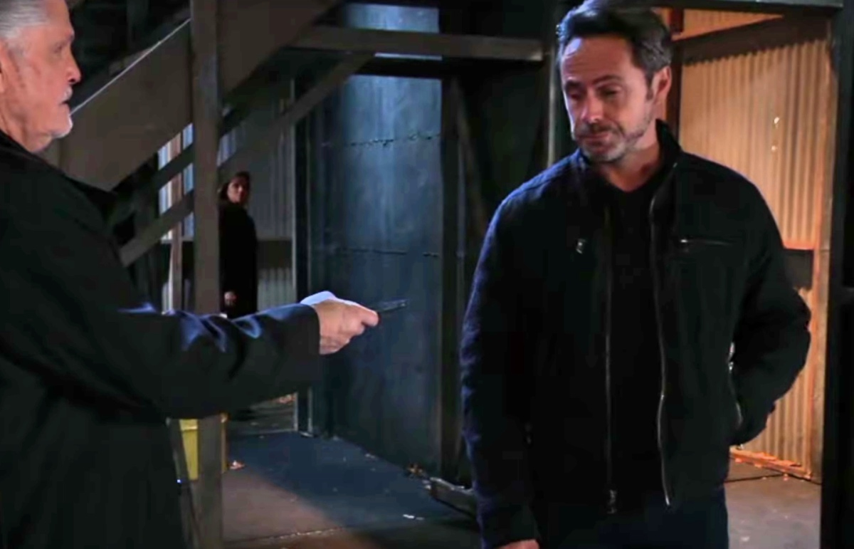 General Hospital Spoilers and Rumors: Julian Killed While Saving Danny From Floating Rib Explosion?
