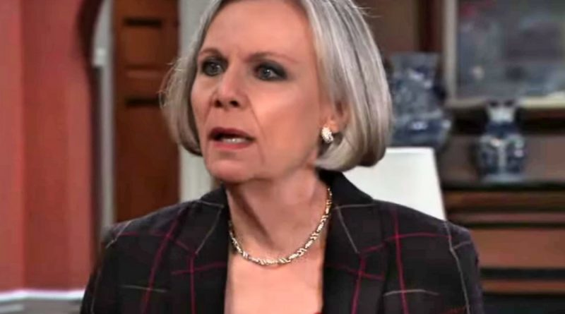 General Hospital Spoilers and Promo: Tracy Quartermaine Stages An Accident, Solves Her 'Alexis' Problem
