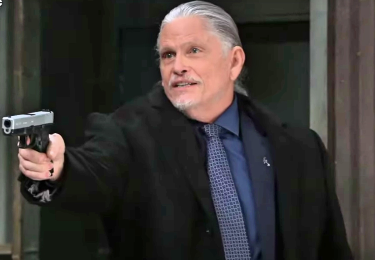 General Hospital Spoilers: Cyrus Spiraling Out of Control, Accuses Jason Of Kidnapping His Mom!