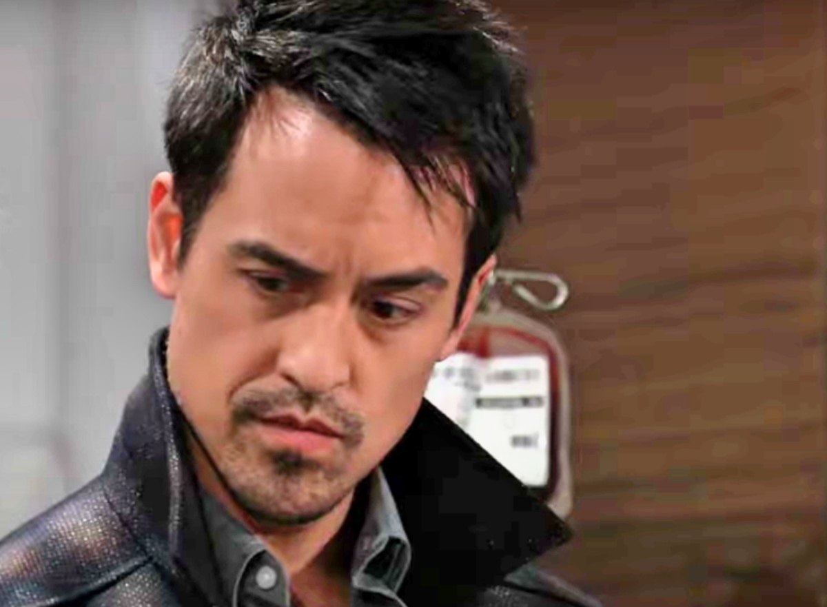 General Hospital Spoilers: Britt Corners Nikolas, Wants Answers About Spencer NOW!