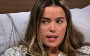 General Hospital Spoilers: Brando Supports Sasha In Her Time Of Need - New PC Couple?