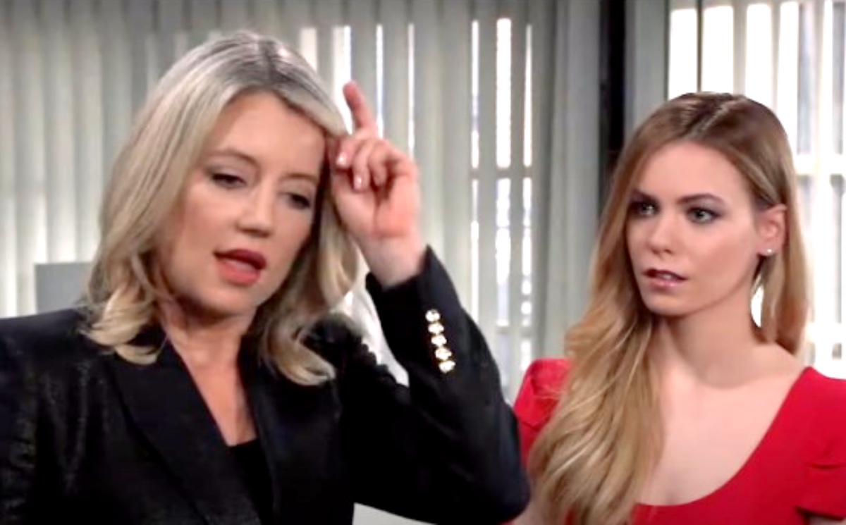 General Hospital (GH) Spoilers: Cynthia Watros Has Nothing But Praise For Her Secret On-Screen Daughter