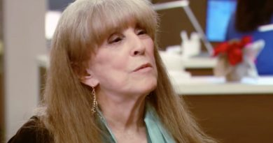 General Hospital Spoilers: Cyrus Kidnaps Leslie After Tense Hospital Encounter
