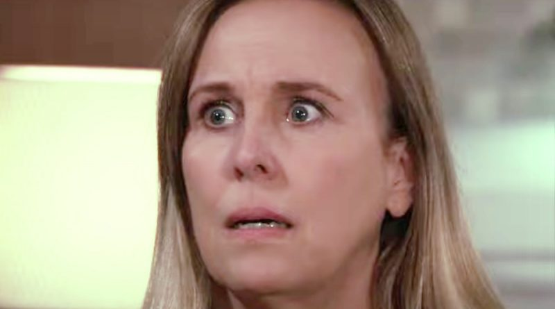General Hospital Spoilers: Laura Seething Mad at Carly, Will She Rat Her Out To Cyrus?