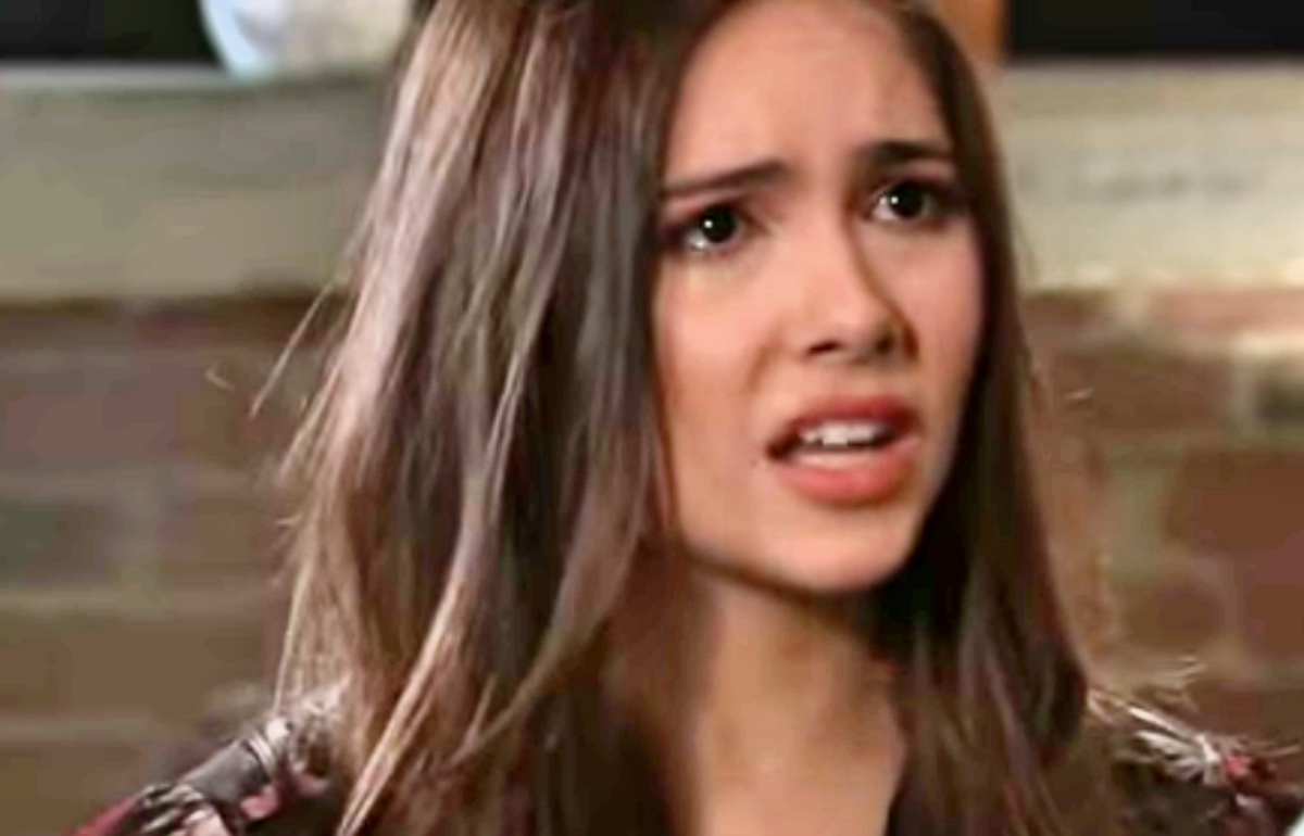 General Hospital Spoilers: Jordan Tries To Make Amends With Molly, While Curtis Intervenes With TJ