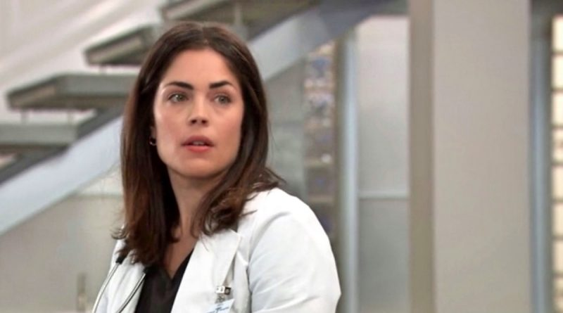 General Hospital Spoilers: Britt is Having Hand Tremors, Is She Seriously ill? Can Obrecht Save Her?