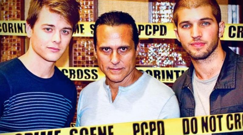 General Hospital Spoilers: Maurice Benard Posts Picture Teasing Bryan Craig's Return?