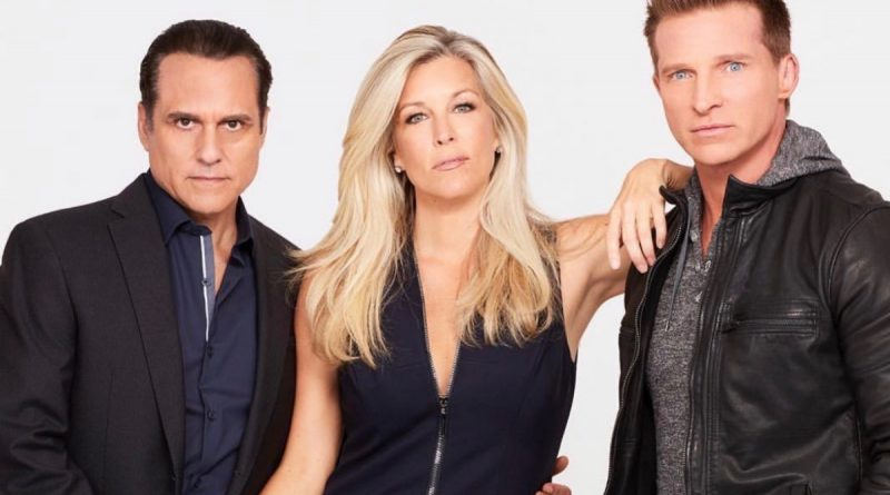 General Hospital News Update: It's Three's Company For Sonny, Carly And Jason According To Laura Wright
