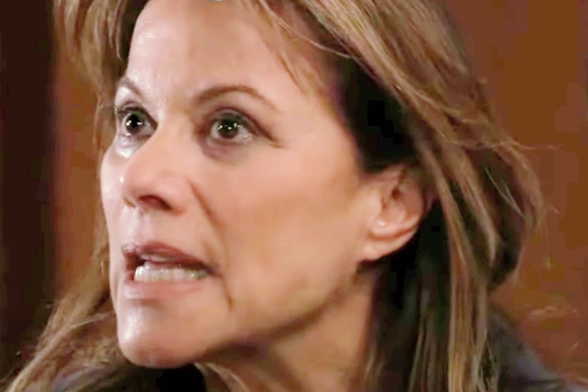General Hospital Spoilers: Alexis And Sam Head To Grief Support Group, More To Her Drinking Than Addiction!