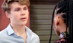 General Hospital Spoilers: Josslyn Upset, She Believes Cameron and Trina Are Hiding Something!