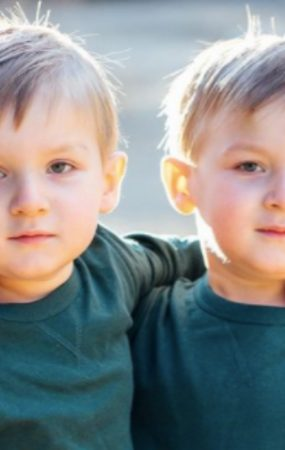 General Hospital (GH) News Update: Adorable Twins Erik And Theo Olson Have Something To Celebrate