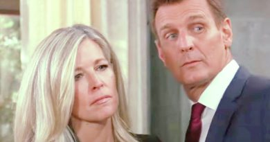 General Hospital (GH) Spoilers: Carly Could Be In Deep Trouble As Jax Changes His Story