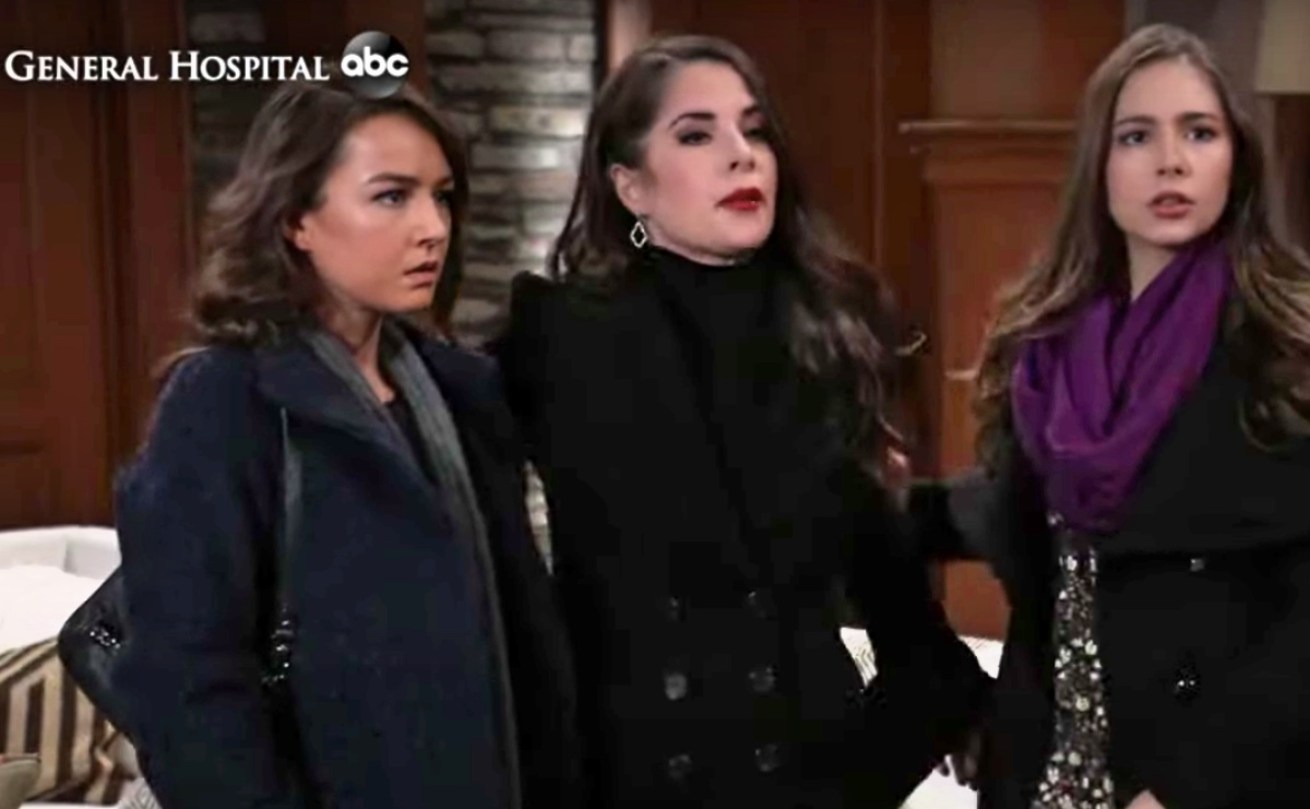 General Hospital (GH) Spoilers: What Will the Future Hold for the Davis Women?