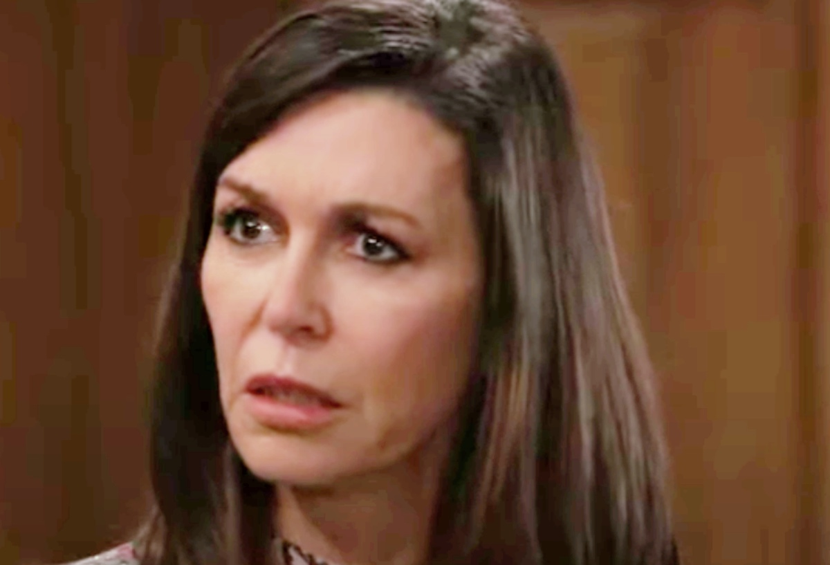 General Hospital (GH) Spoilers: Anna Confesses, Admits To Robert She Was Wrong About Peter