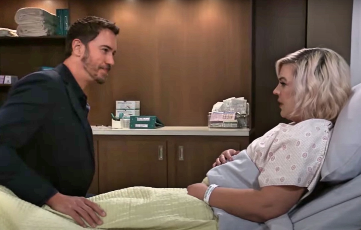 General Hospital (GH) Spoilers: Maxie's Baby Has Life-Threatening Complications, Peter Pulls Baby Switch?
