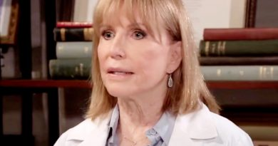 General Hospital (GH) Spoilers and Rumors: Monica Shocks Peter, Sues Him In Civil Court For Peter's Death?