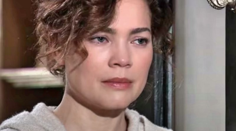 General Hospital (GH) Spoilers: Elizabeth Somber As She Faces A Life Without Franco
