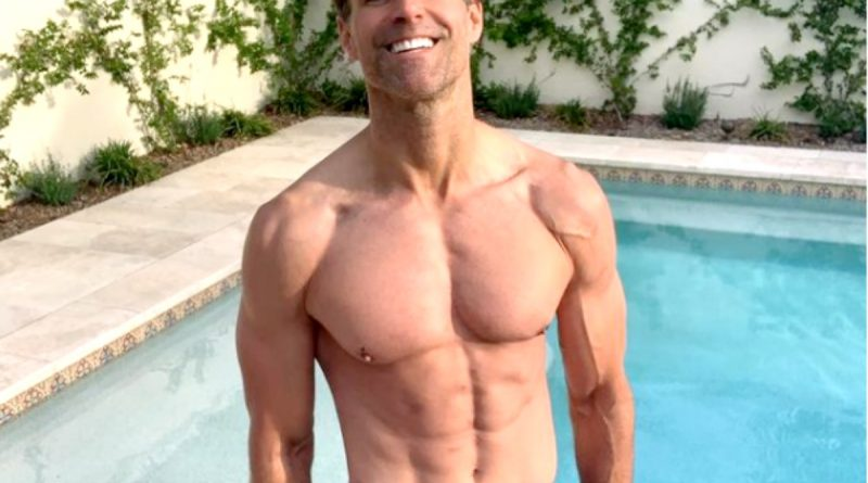 General Hospital (GH) Cameron Mathison Feels 'Stronger Than in 20 Years' After Cancer Surgery