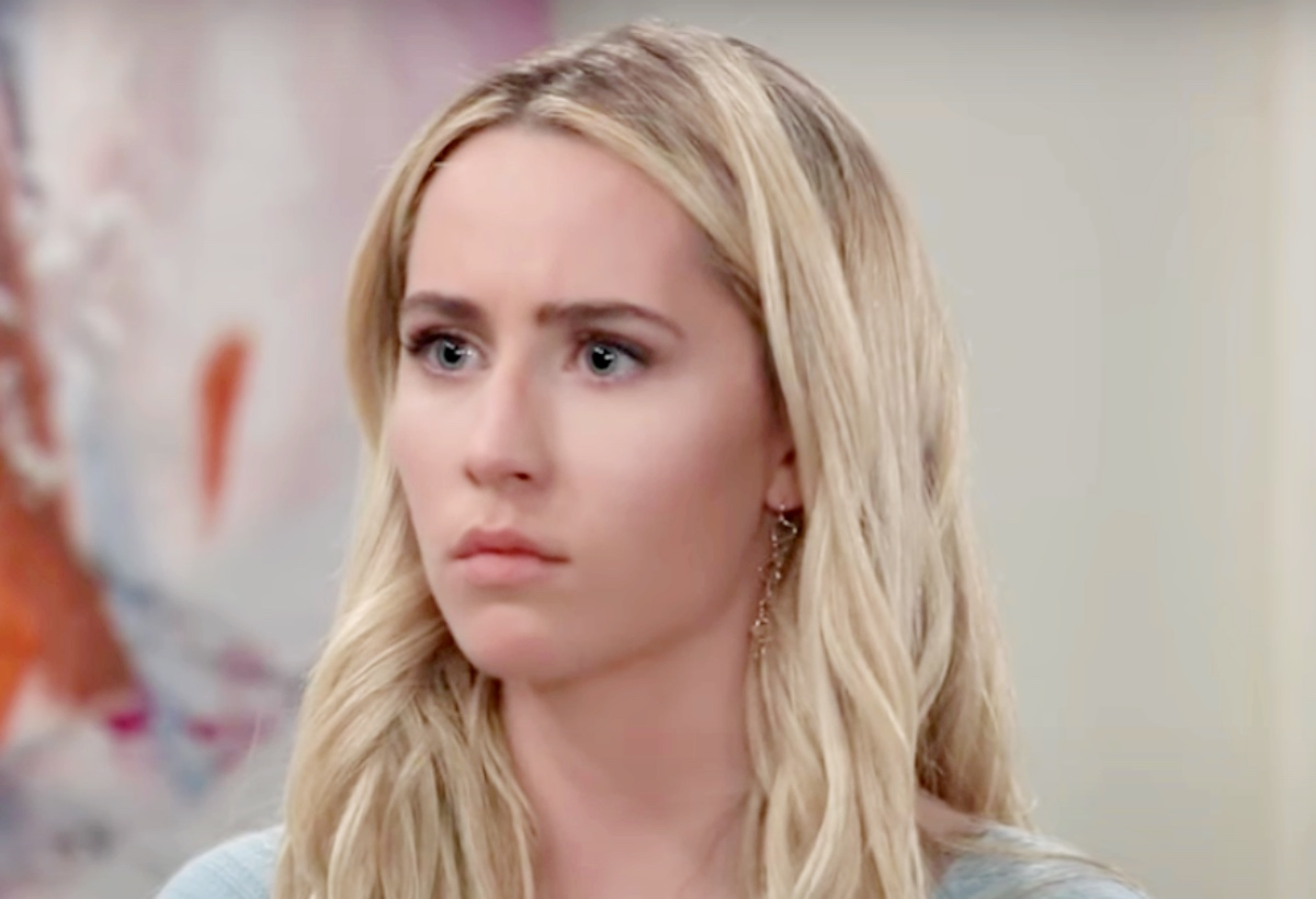 General Hospital (GH) Spoilers: Cameron Tries to Reconnect With Josslyn, But She Doesn't Go For It