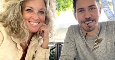 General Hospital (GH) Spoilers: Laura Wright and Wes Ramsey Have Something To Celebrate
