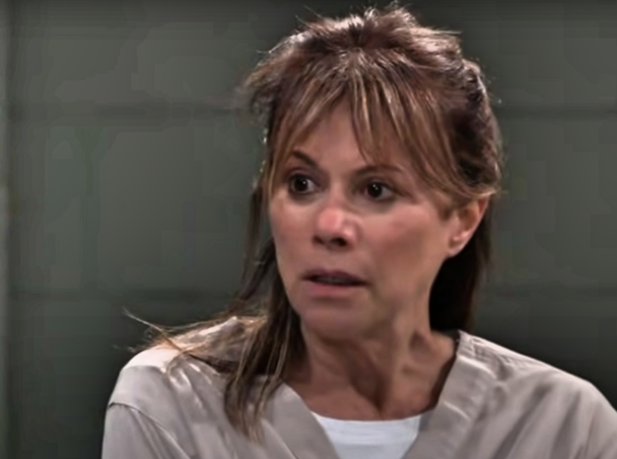 General Hospital (GH) Spoilers: Shawn Reconnects With Alexis - Helps Him Get Out Of Prison?