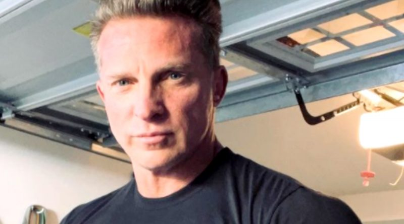 General Hospital (GH) Spoilers: Steve Burton Gets in the Hot Tub Time Machine