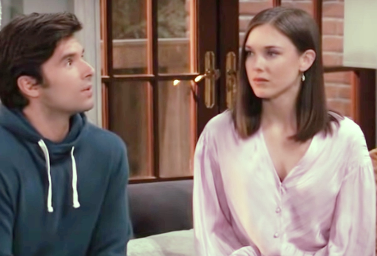 General Hospital (GH) Spoilers: Willow Informs Chase He Was Poisoned by Peter?