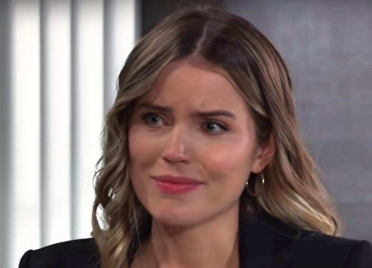 General Hospital (GH) Spoilers: Michael Pretends To Be Sasha's Baby Daddy To Save Brando?