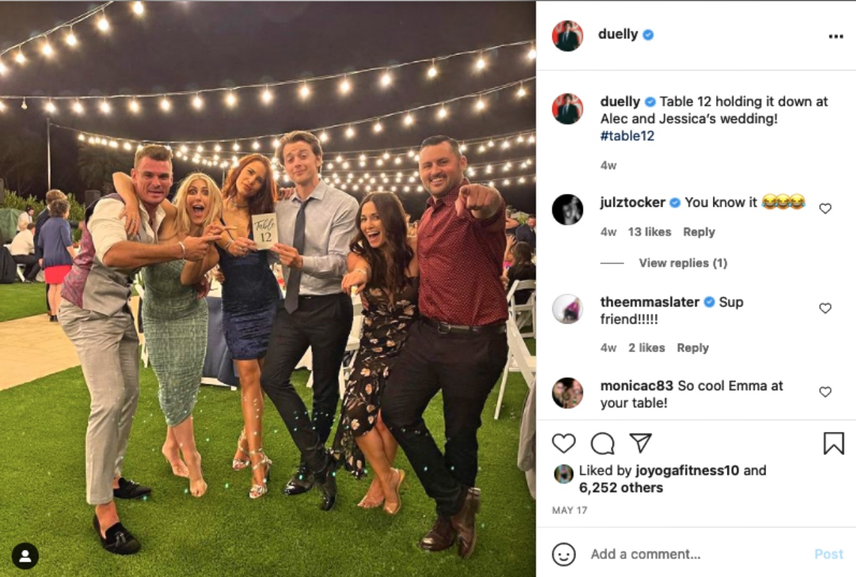 Chad Duell And Courtney Hope Wedding: What Soap Stars Will Attend