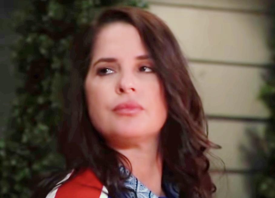 General Hospital Scene Of The Week: Sam Burns Her Relationship With Jason