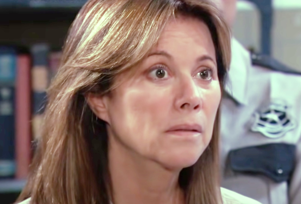 General Hospital (GH) Spoilers: Prison Serves As Backdrop For Alexis and Shawn Romance?