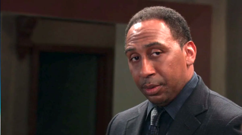 General Hospital: Stephen A. Smith