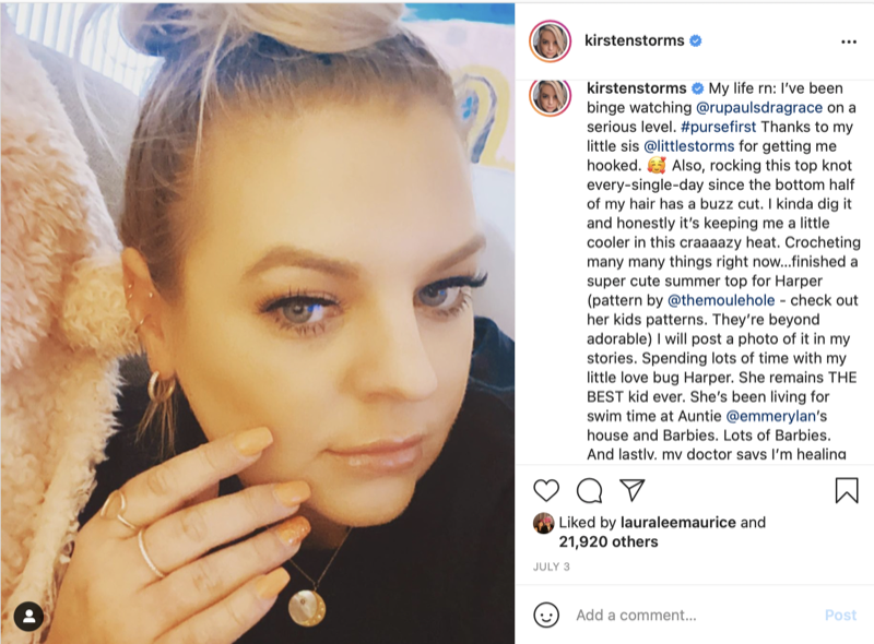 General Hospital (GH) Spoilers: Kirsten Storms Gives Fans an Important Health Update