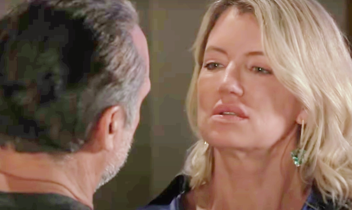 General Hospital (GH) Spoilers: Should Phyllis Stop Being So Pushy With Sonny and Nina?
