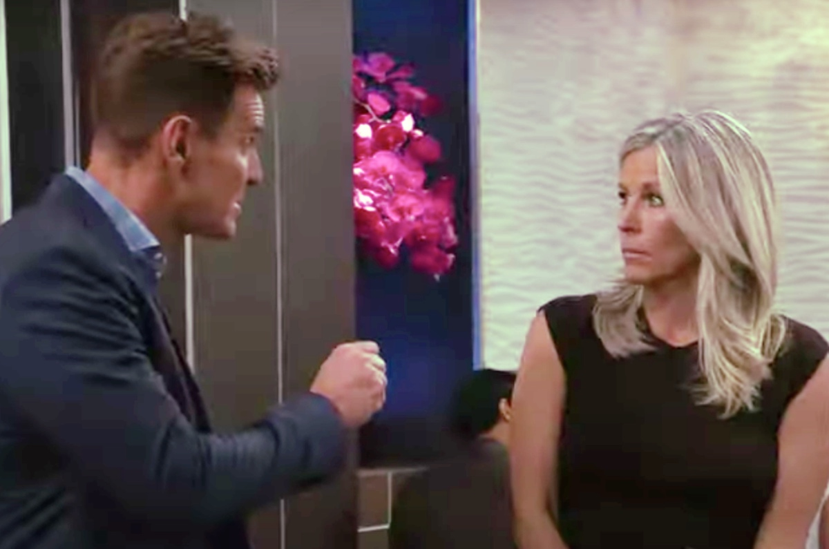 General Hospital Wild Speculation: Carly Sues Jax For Recording Her – Hits Him With A Restraining Order