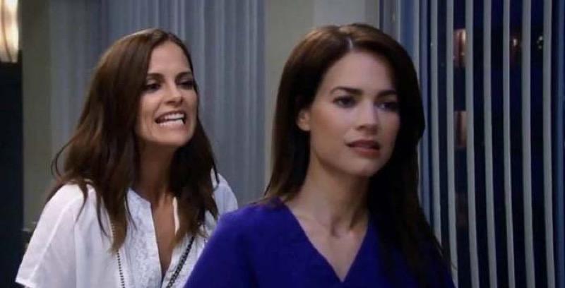 GH Wild Speculation: Liz, Finn, and Hayden Caught In A Love Triangle?