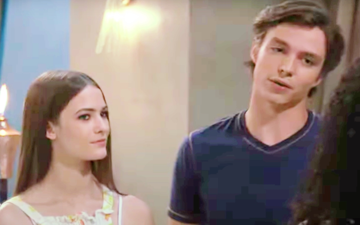 ) GH Spoilers: Should Trina Stay Away From Spencer? Vote Now!